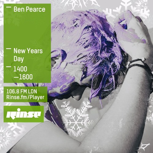 download → Ben Pearce - Rinse FM Podcast - 01-Jan-2016