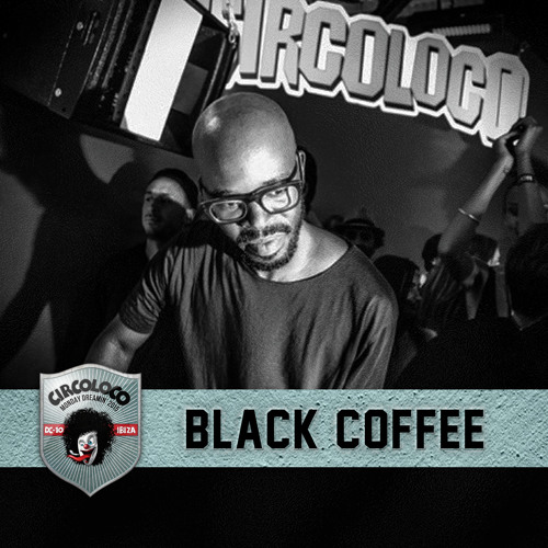 download → Black Coffee - live at Circoloco (Terrace), Dc10, Ibiza - 08-Jun-2015