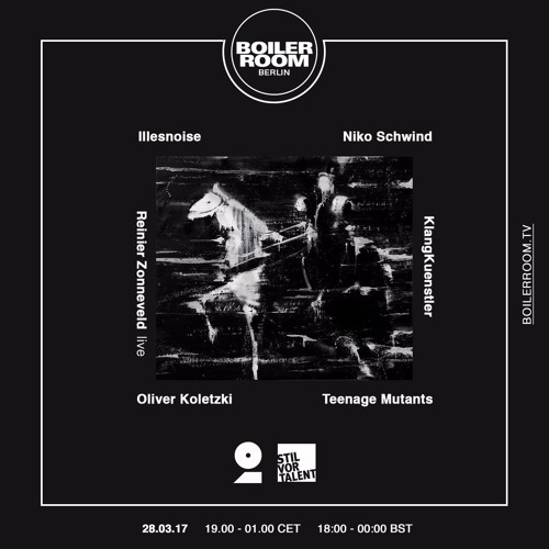 download → Illesnoise - live at Boiler Room Berlin - 28-Mar-2017