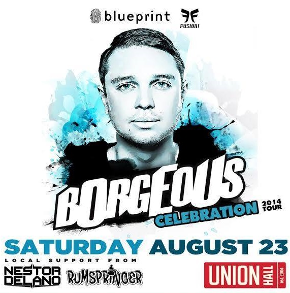 download → Borgeous - live at Union Hall, Edmonton - 23-Aug-2014
