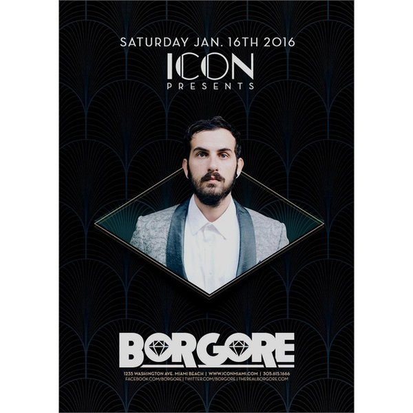 download → Borgore - ICON Theater (Miami) - Opening set - 16-Jan-2016