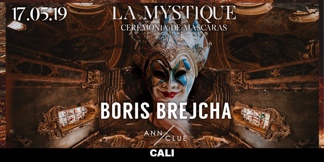 download → Boris Brejcha - Live @ La Mystique (Cali, Colombia) - 17-May-2019