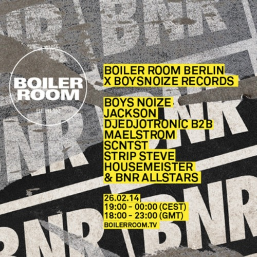 download → Boys Noize B2B Jackson - 60 min Boiler Room BERLIN DJ Set - March 2014