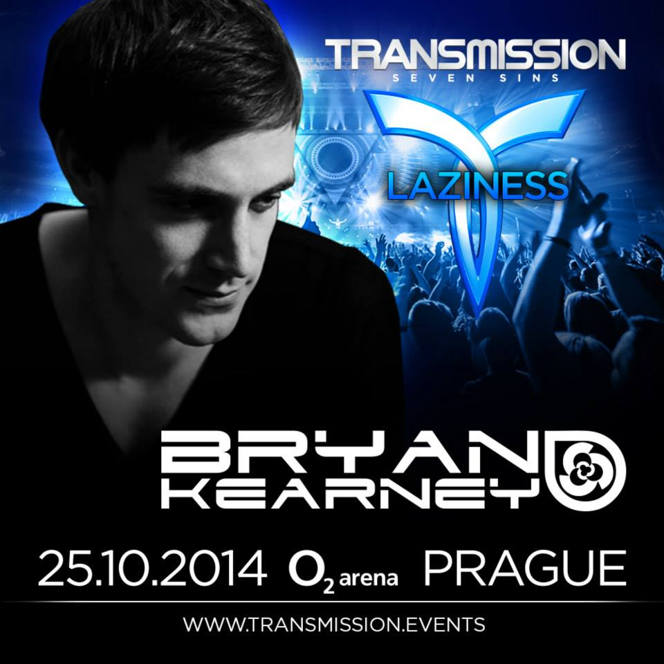 download → Brian Kearney - Live at Transmission Seven Sins, Prague - 25-Oct-2014