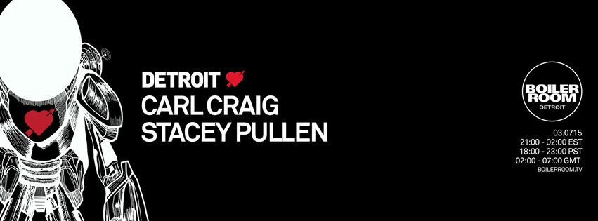 download → Stacey Pullen - live at Boiler Room Detroit Love - 07-Mar-2015