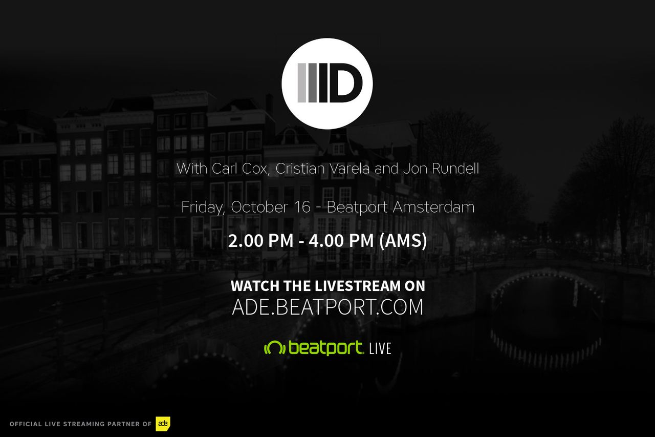 download → Jon Rundell B2B Cristian Varela - live at INTEC Digital Showcase, Beatport Studios, ADE 2015 - 16-Oct-2015
