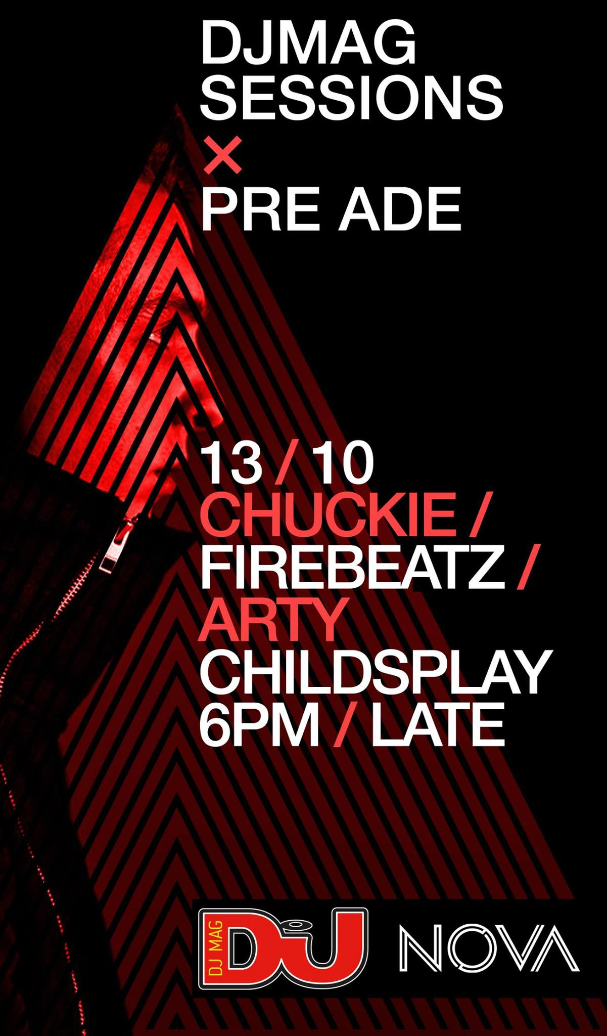 download → Chuckie, Firebeatz, Arty, Childsplay - live at Amsterdam Dance Event 2015. Pre-Party, DJ Mag HQ - 13-Oct-2015