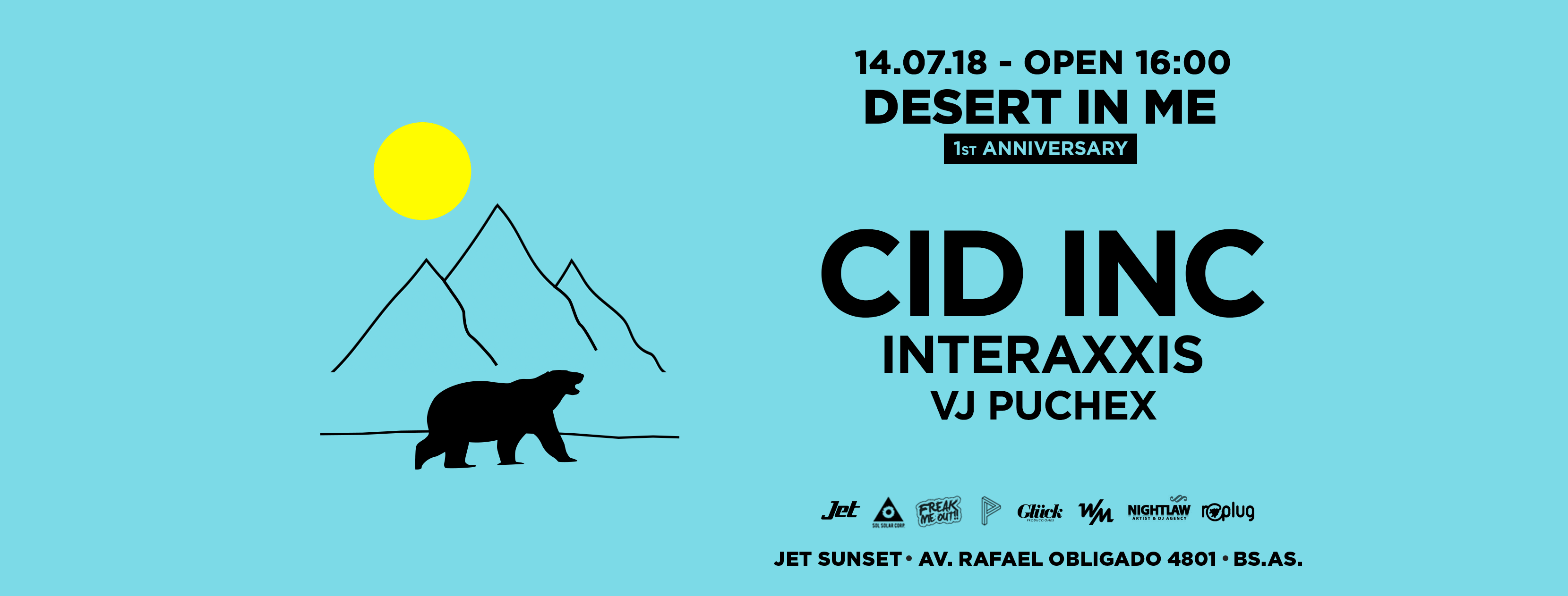 download → Cid Inc - Desert In Me 1st Anniversary (Buenos Aires) - 720p - 14-Jul-2018