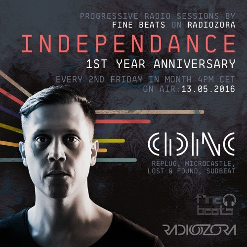 download → Cid Inc - exclusive for Independance 1st Year Anniversary on RadiOzora - May 2016