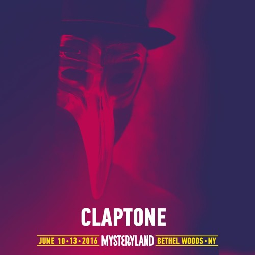 download → Claptone - Mysteryland USA 2016 (Exclusive Mix) - 01-Apr-2016