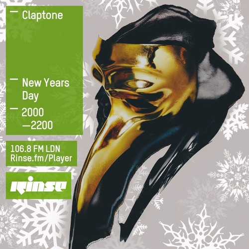 download → Claptone - Rinse FM Podcast - 01-Jan-2016
