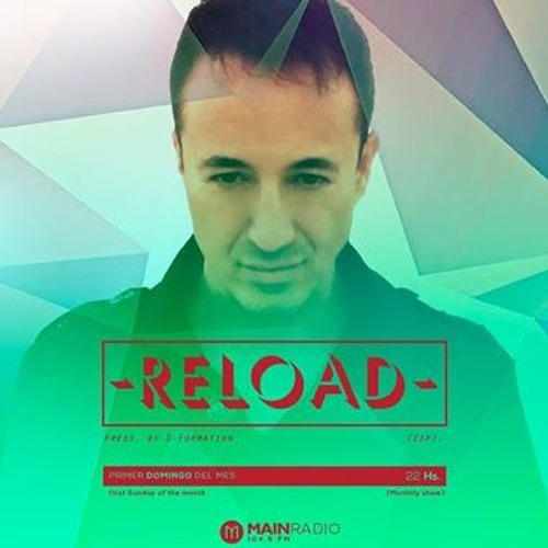 download → D-Formation - Reload 001 - Main Radio - June 2016