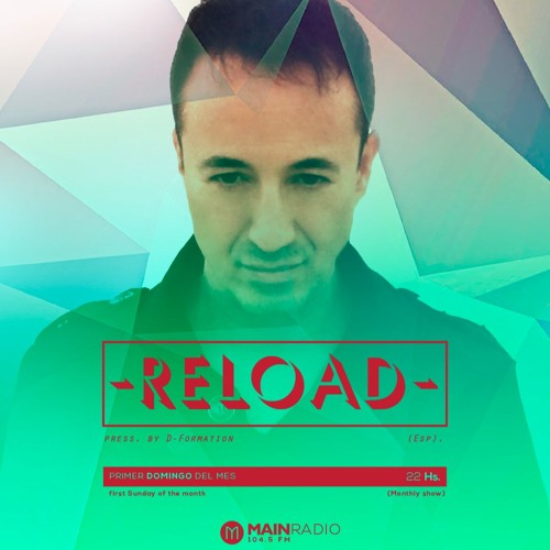 download → D-Formation - Reload 004 - Main Radio - September 2016