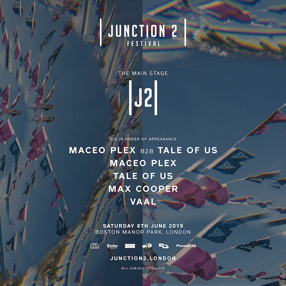download → Maceo Plex B2B Tale Of Us - Live @ Junction 2 Festival (London) - 08-Jun-2019