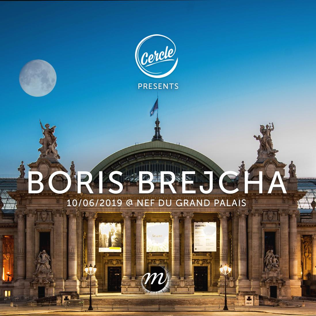 download → Boris Brejcha - Live @ Grand Palais (Cercle, France) - 10-Jun-2019