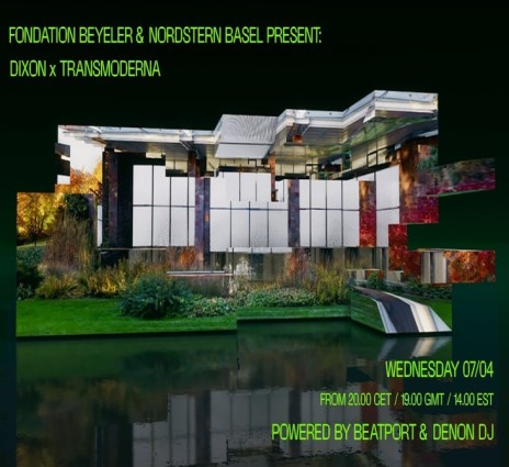 download → Dixon - Live @ Fondation Beyeler & Nordstern Basel x Transmoderna - 07-Apr-2021