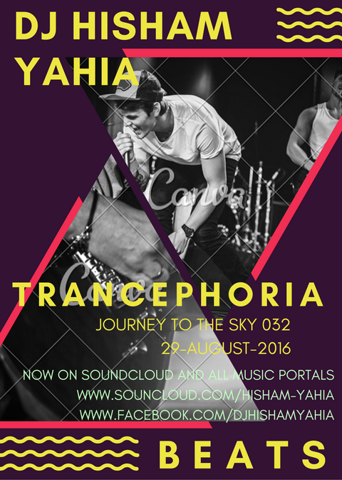 download → Hisham Yahia - TRANCEPHORIA - JOURNEY TO THE SKY 032 - 29-Aug-2016