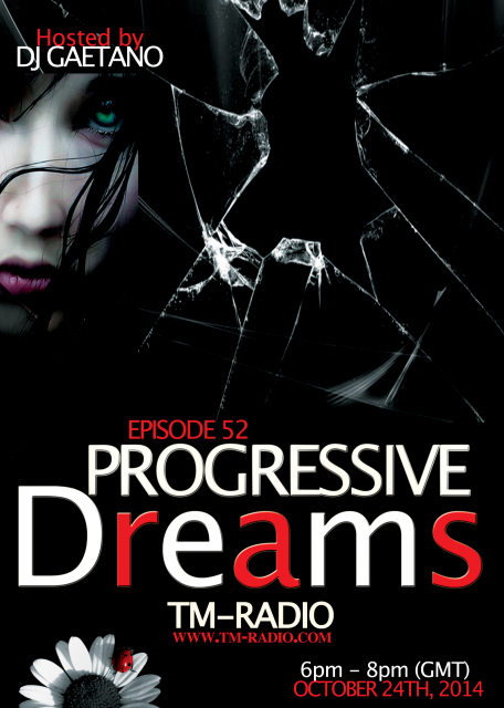 download → DJ Gaetano - Progressive Dreams 052 on TM Radio - 24-Oct-2014
