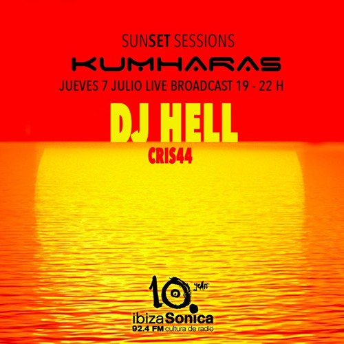 download → DJ Hell - Live at Kumharas Sunset Session (Ibiza Sonica) - July 2016