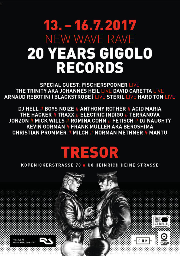 download → DJ Hell - live at 20 Years Gigolo Records Anniversary (Tresor, Berlin) - July 2017