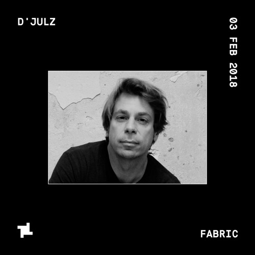 download → D'Julz - fabric x Bass Culture Promo Mix - January 2018