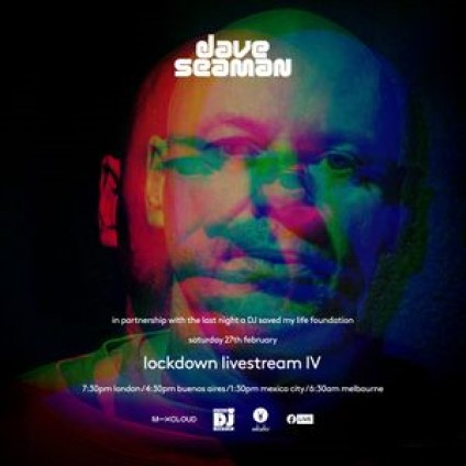 download → Dave Seaman - Live @ Lockdown Stream IV - 27-Apr-2021