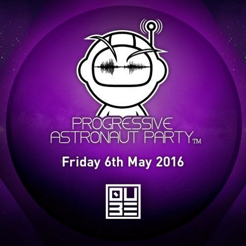 download → Dale Middleton - live at Progressive Astronaut Party (The Qube Project, London) - 05-Jun-2016