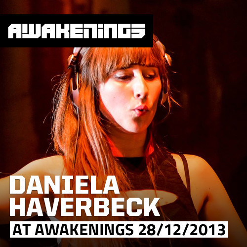 download → Daniela Haverbeck - Awakenings Female Hard Techno Special - 28-Dec-2013