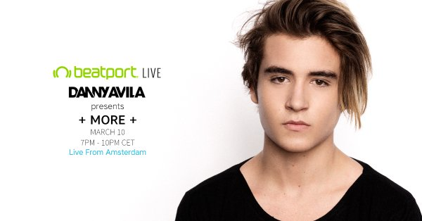 download → Danny Avila presents - MORE live at Beatport Amsterdam - 10-Mar-2016