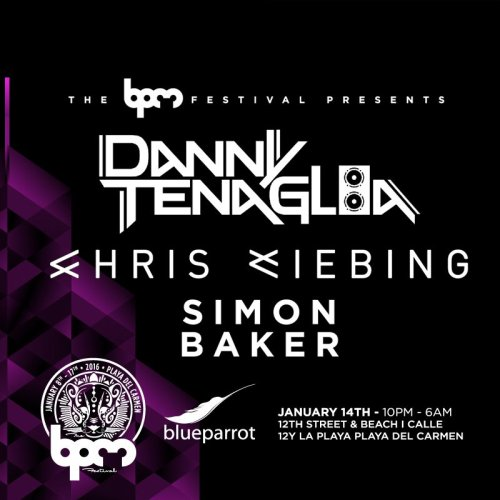 download → Chris Liebing - live at BPM Presents, Blue Parrot (The BPM 2016, Mexico) - 14-Jan-2016