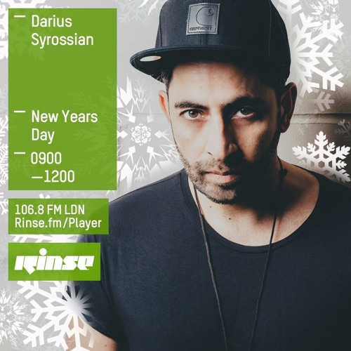 download → Darius Syrossian - Rinse FM Podcast - 01-Jan-2016
