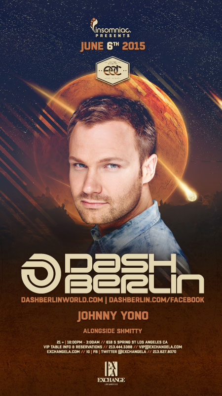 download → Dash Berlin - Live at Exchange Club, Los Angeles, USA - 06-Jun-2015