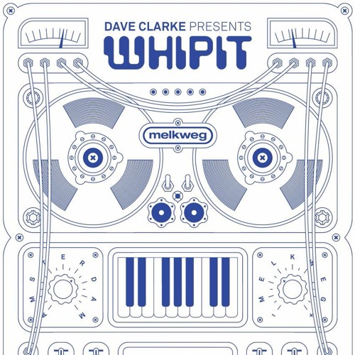 download → Dave Clarke - live at Whip It (Melkweg, Amsterdam) - 26-Feb-2016