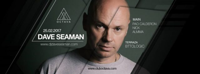 download → Dave Seaman - Live at Octava (Bogota, Colombia) - February 2017