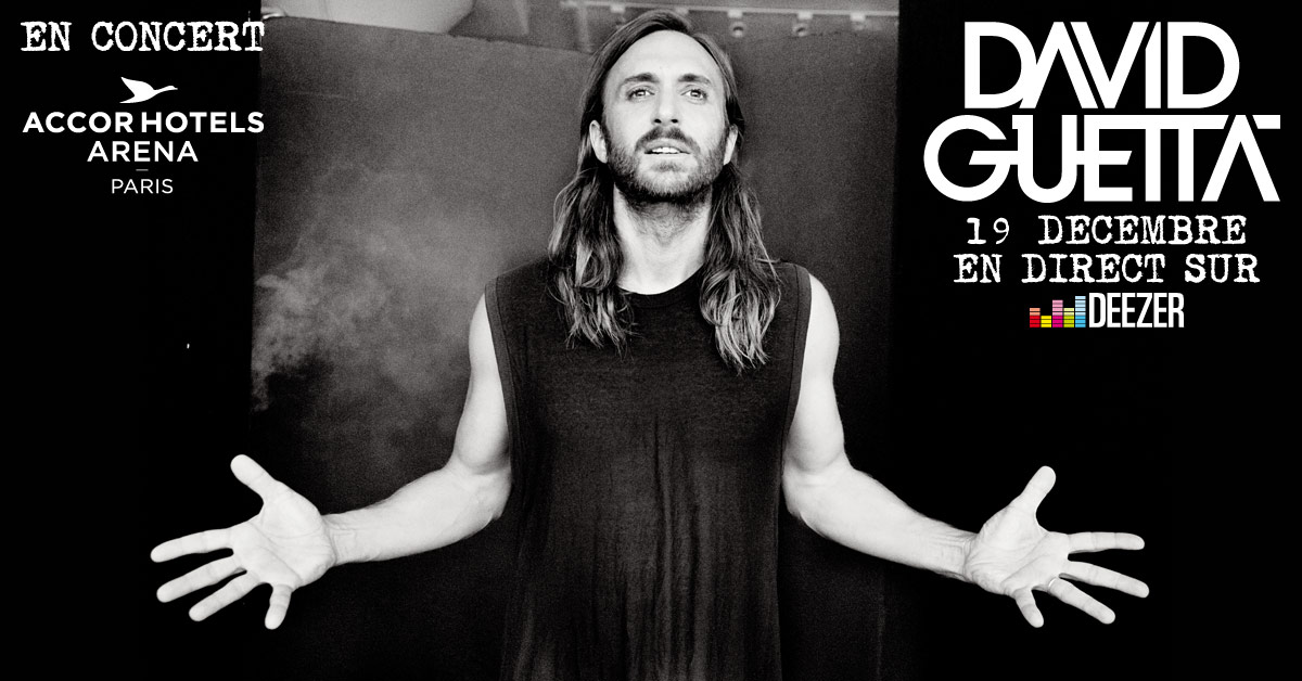 download → David Guetta - live at AccorHotels Arena (Paris, France) - 19-Dec-2015