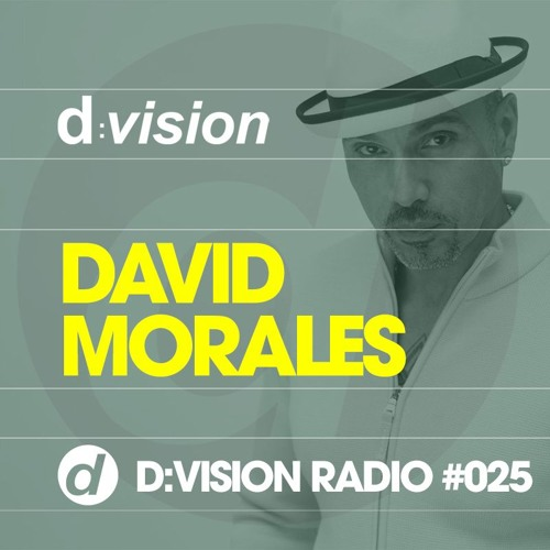 download → David Morales - d-vision Radio 025 (Guest Mix) - January 2015