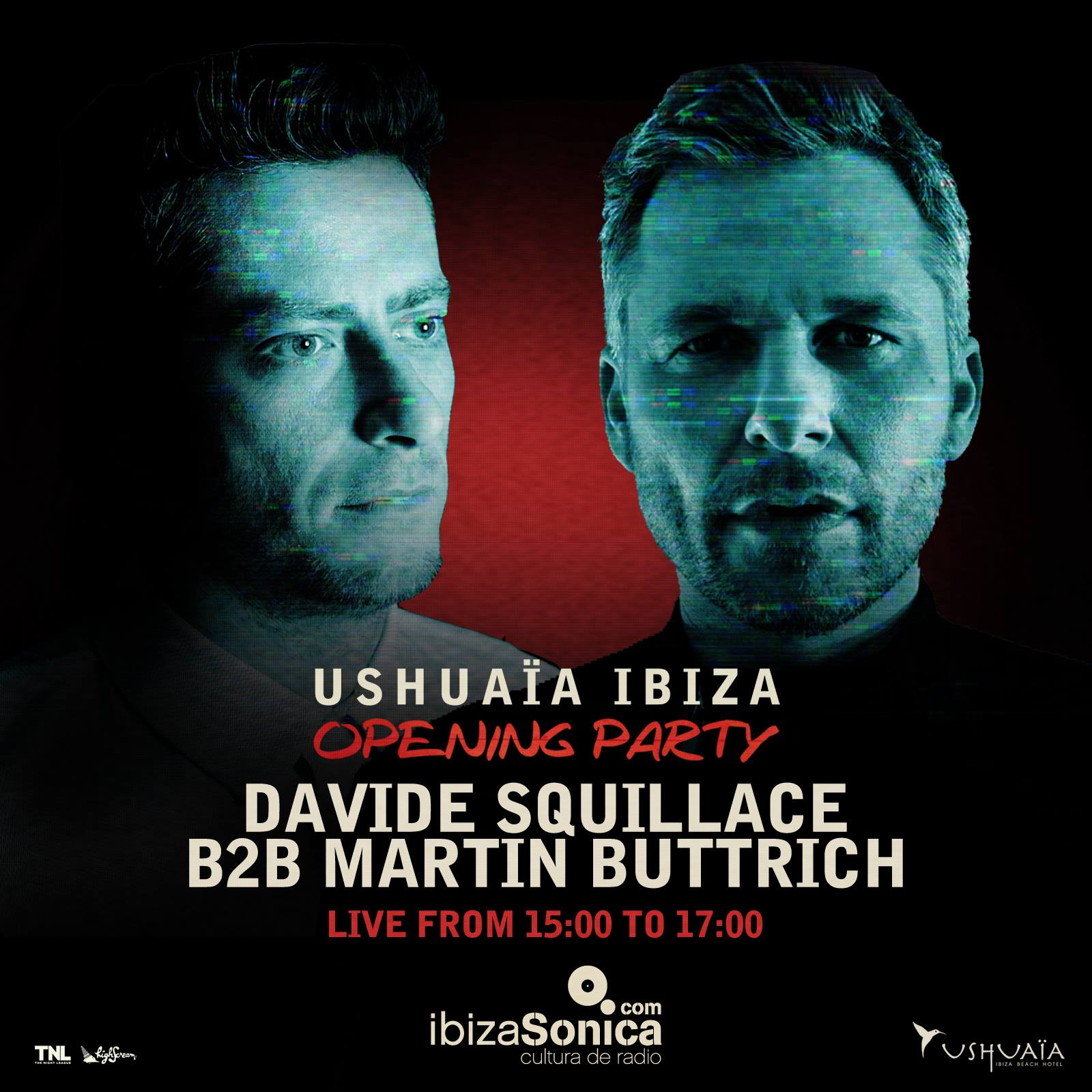 download → Davide Squillace B2B Martin Buttrich - live at Ushuaia 2017 Opening Party (Ibiza) - 27-May-2017