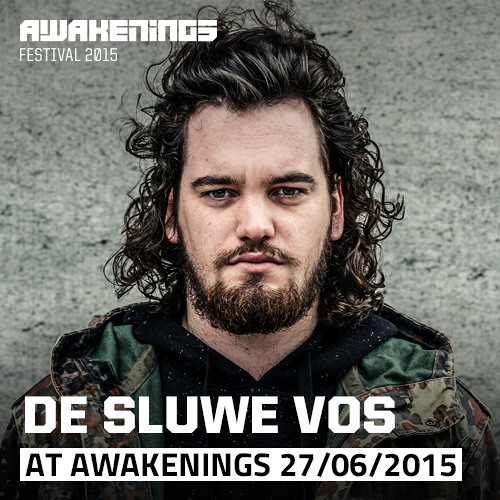 download → De Sluwe Vos - live at Awakenings Festival 2015, Amsterdam - 27-Jun-2015