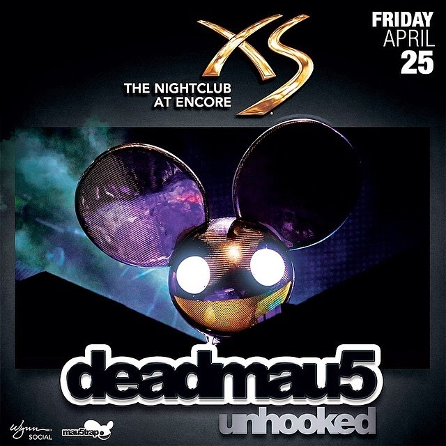 download → Deadmau5 - live at XS, Las Vegas - 25-Jul-2014