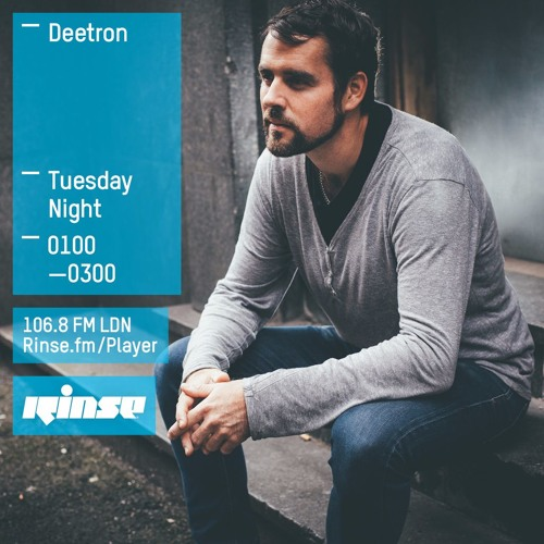 download → Deetron - Rinse FM Podcast - 01-Mar-2016