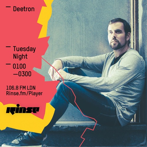 download → Deetron - Rinse FM Podcast - 03-May-2016