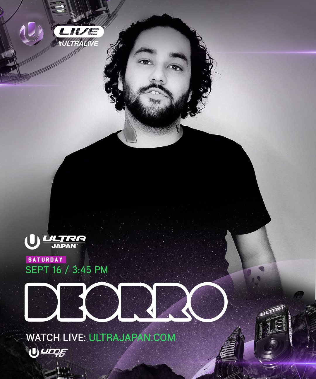 download → Deorro - live at Ultra Music Festival 2017 (Japan) - 16-Sep-2017