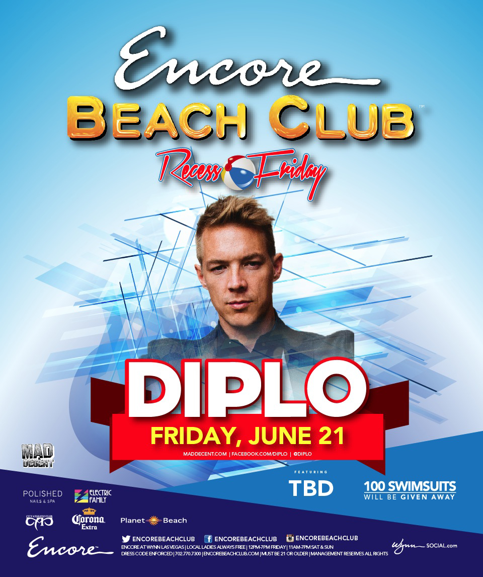 download → Diplo - live at Encore Beach Club, EDC 2015 - 19-Jun-2015