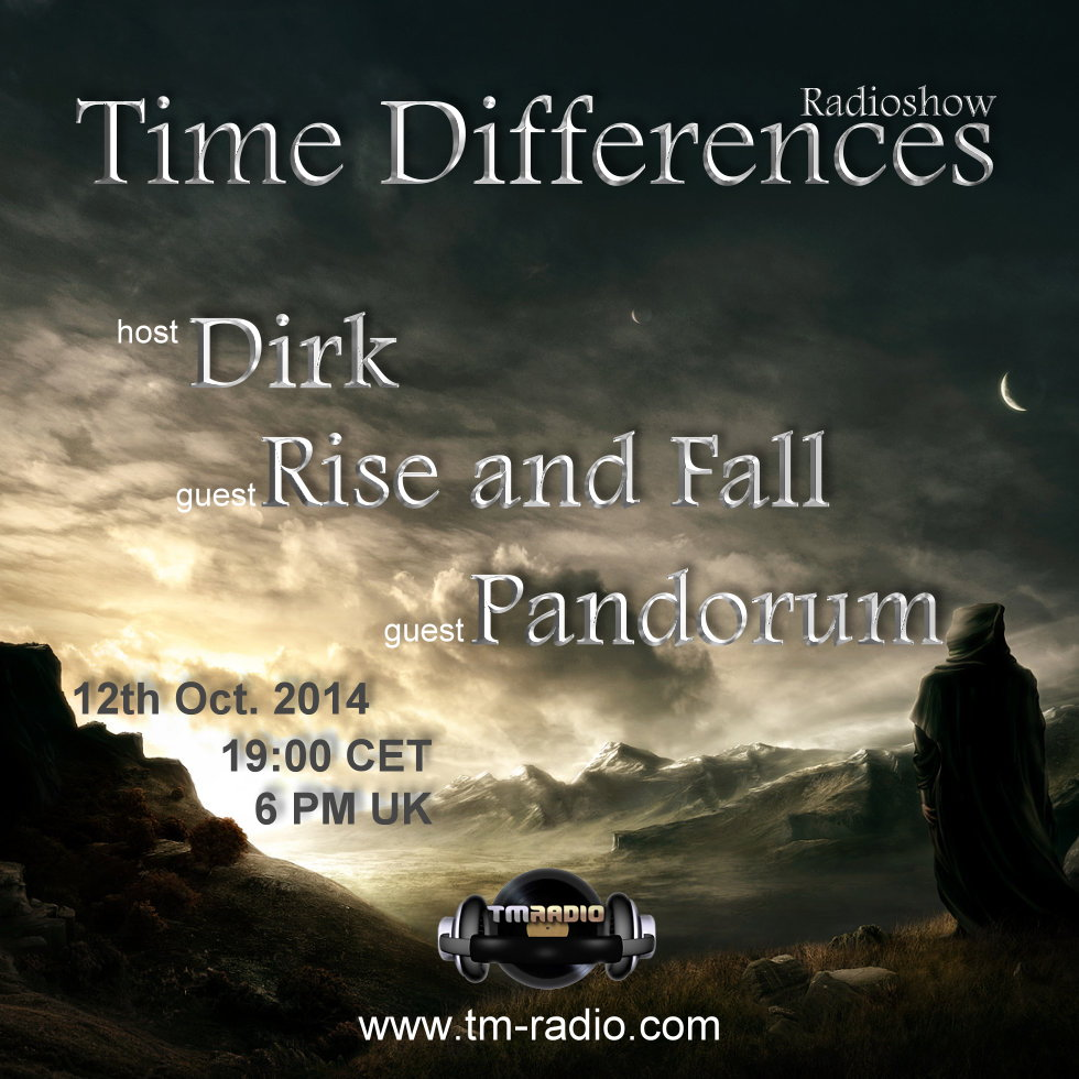 download → Dirk, Pandorum - Time Differences 144 on TM Radio - 12-Oct-2014