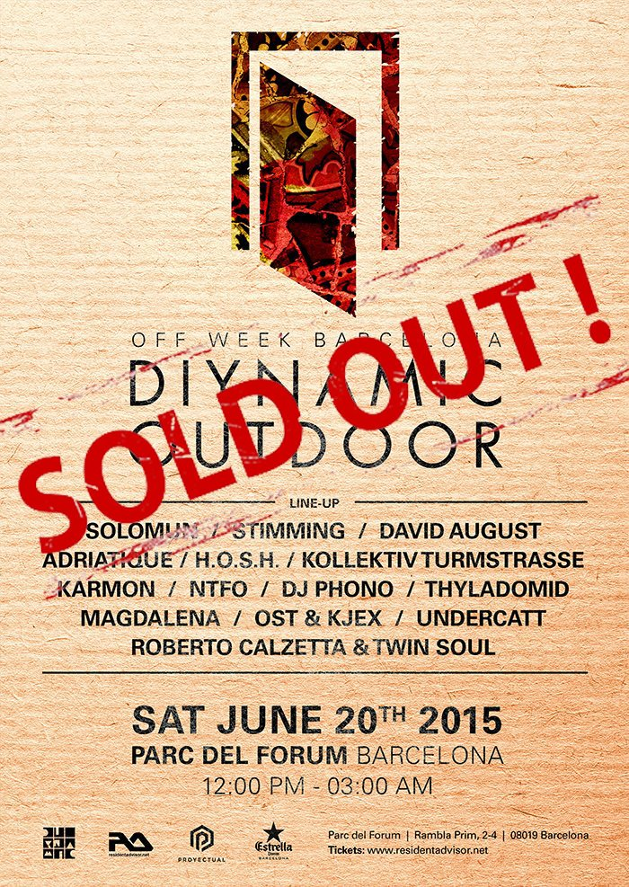download → DJ Phono - live at Diynamic Outdoor, Park Del Forum, Sonar 2015, Barcelona - 20-Jun-2015