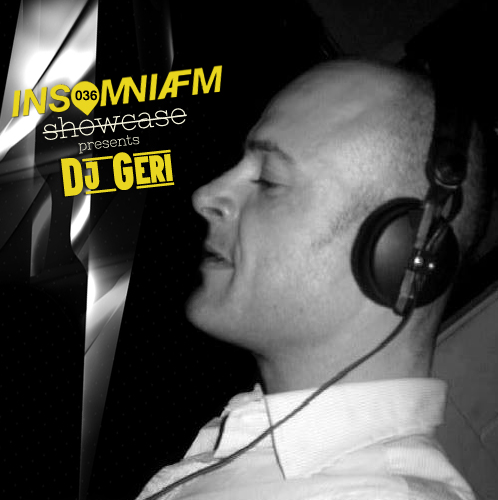 download → DJ Geri - InsomniaFM Showcase 036 on TM Radio - August 2014