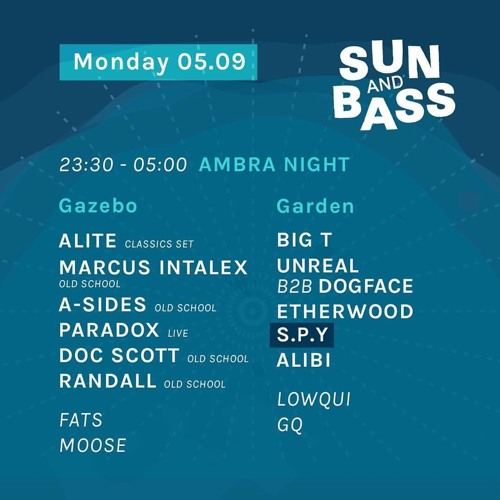 download → Doc Scott B2B DJ Randall (Old School Jungle) - live at Sun & Bass 2016 (San Francisco) - September 2016