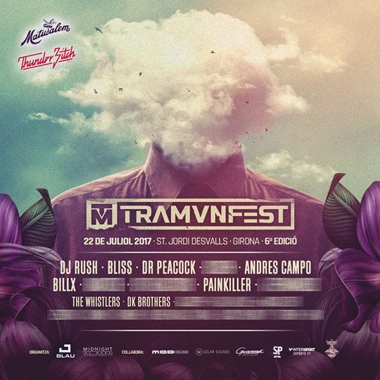 download → Dosem - live at Tramunfest (2017) - 22-Jul-2017