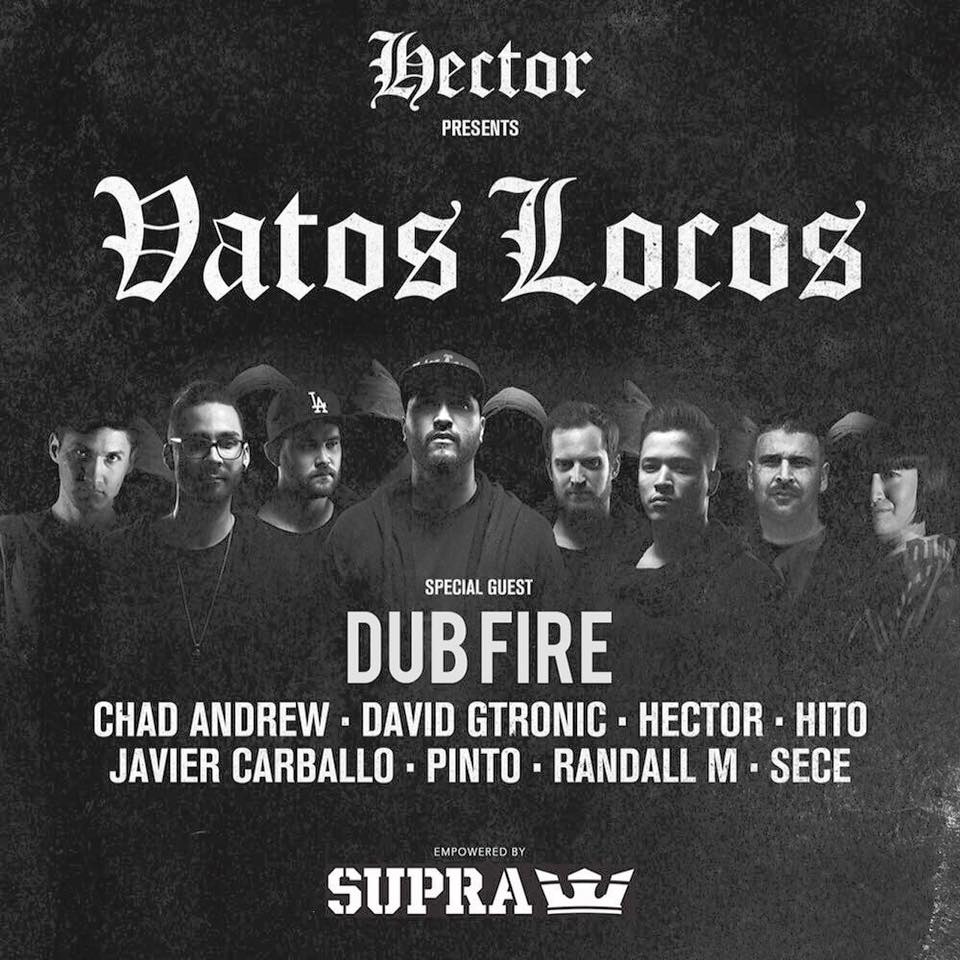 download → sets from Vatos Locos, Canibal Royal (The BPM 2016, Mexico) - 17-Jan-2016