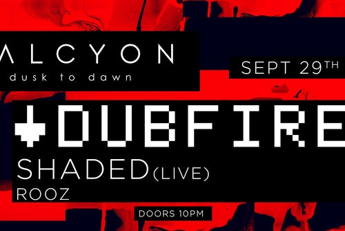 download → Dubfire - live at Halcyon, San Francisco - 29-Sep-2017